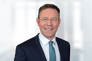 Walter Petersohn, Chief Commercial Officer von Dentsply Sirona